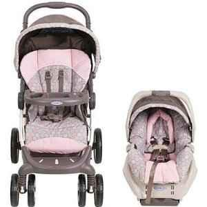 Graco Travel System For Girl For Sale Like New