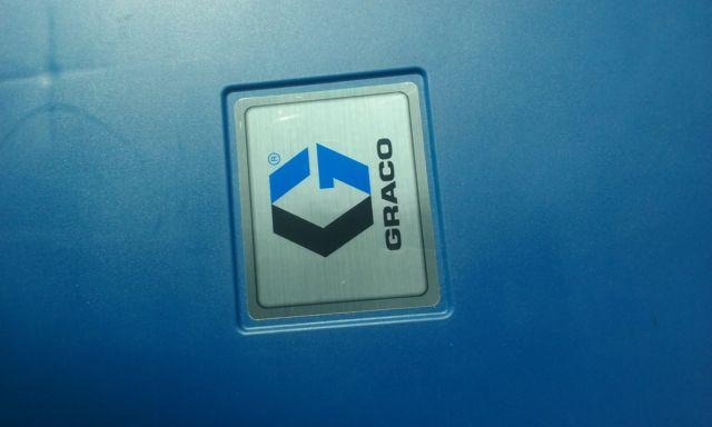 Graco truecoat 360dsp paint sprayer