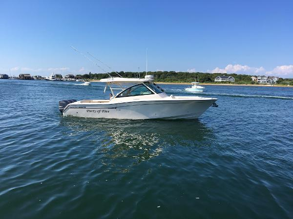 Grady white freedom 375 white 2016 fishing boat in for Fishing boats ny