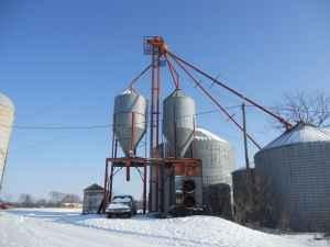 Grain Bins And Grain Legs New Ulm For Sale In Mankato
