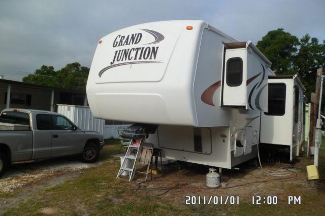 grand junction 5th wheel 37QSL 2006