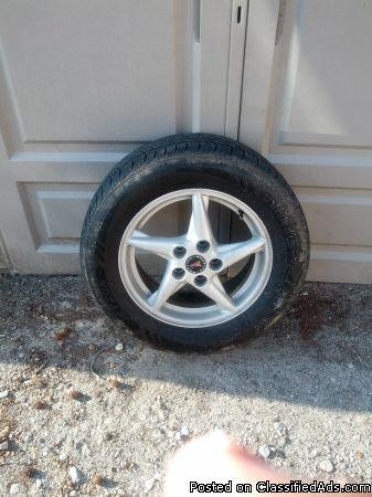 Grand Prix Factory Aluminum Wheels ONLY $200