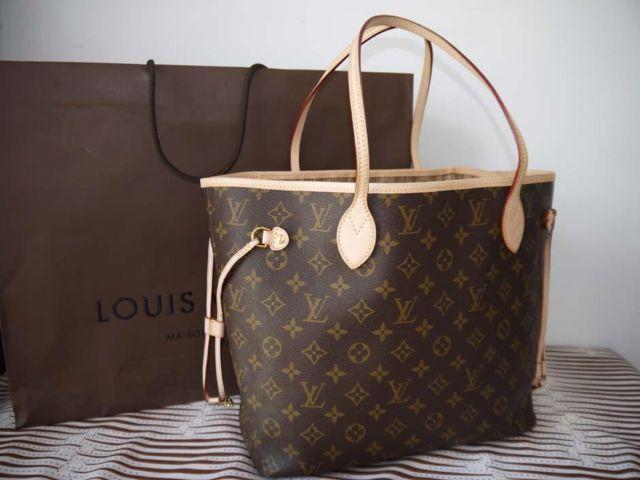 5e6d0f8296a9 Grandiose Louis Vuitton Monogram Neverfull MM M40156 for sale in Virginia  Beach
