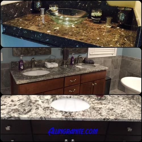 Granite marble quartz kitchen bath remodeling for sale in for Bath remodel johnson city tn