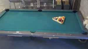 Granite Pool Table - $600 (Ozark, Al)