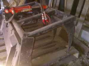 Grapple Forks For Skidsteer or Track Loader - $2500