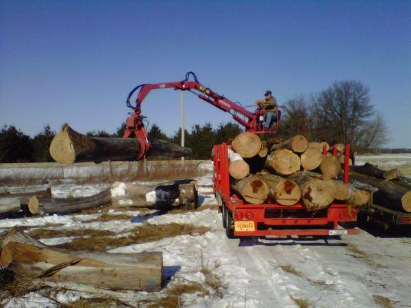 Grapple Trailer With Removable Dump Box Dakota For Sale In