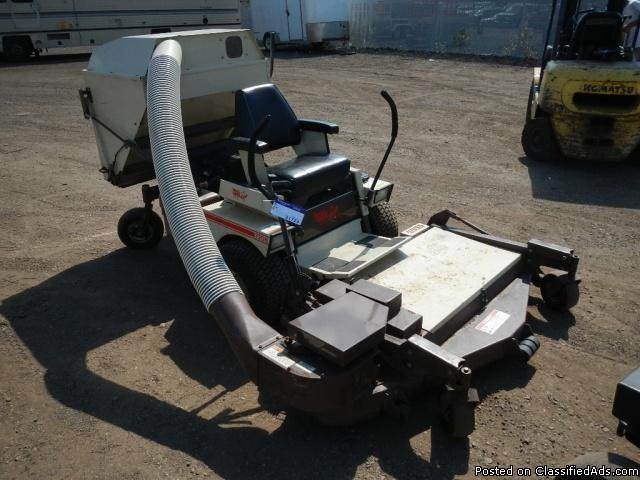 Grasshopper 720K mower