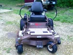 Grasshopper Zero Turn - $2500 (Wasola)