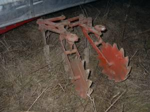 GRAVELY CULTIVATORS - $40 (CORYLAND, PA)