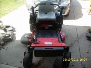 Gravley ZT1734 Zero Turn Mower - $1500 (montrose)