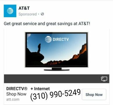 Att Internet Specials >> Great At T And Direct Tv Specials For Sale In Los Angeles