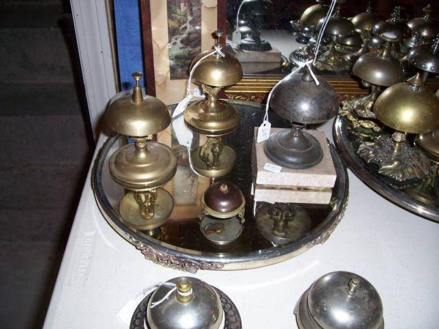 Great collection of Hotel Call Bells and Maple Syrup