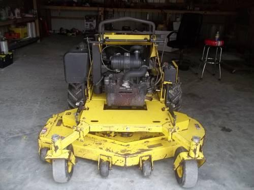 Great Dane Mower Deck : Great dane stand on commercial zero turn mower for sale in