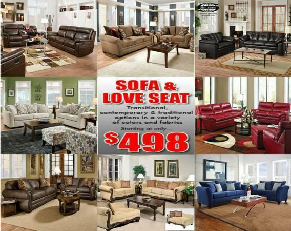 Great Deals Everyday On All Name Brand Furniture At