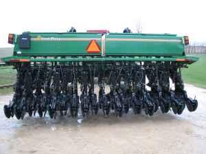 Great Plains Twin Row Planter Sauk Co Wi For Sale In