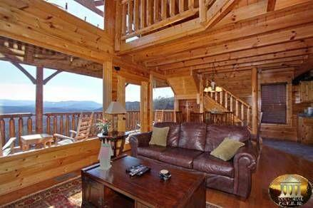 Great Smoky Mountains Luxury Vacation Cabins