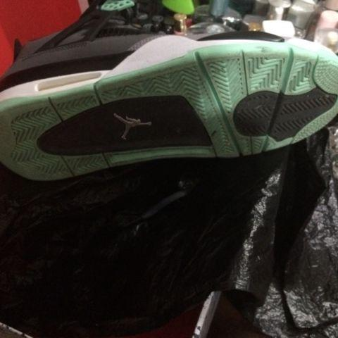 huge selection of 963f3 3cf1b Green glow 4s and laney 5s for Sale in Bronx, New York ...