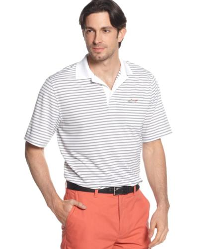 greg norman for tasso elba big and tall golf shirt bar