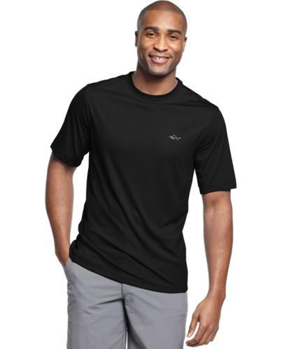 Greg norman for tasso elba golf shirt performance t shirt for Golf t shirts for sale