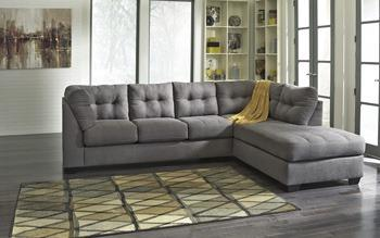 Grey Sectional Sofa Brand New For