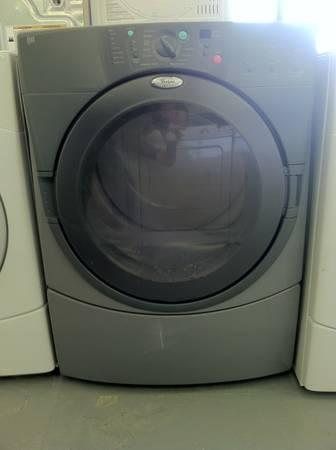 Grey Whirlpool Duet Front Load Dryer 10330 For Sale In