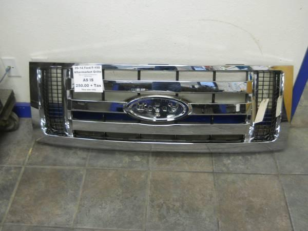 Grille F150 - $200