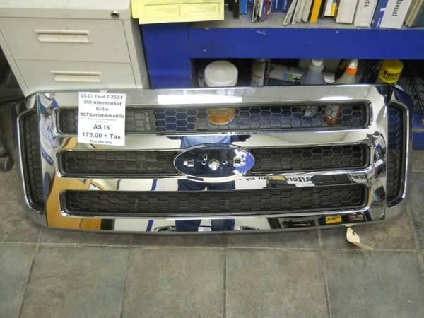 Grille F250 - $175