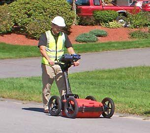 Ground Penetrating Radar (GPR) Westchester County, NY