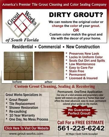 GROUT CLEANING BUSINESS OPPORTUNITY « BUSINESS OPPORTUNITIES