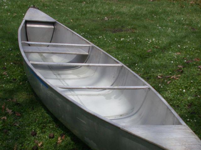 Grumman Eagle Canoe Sale Inwood Indiana