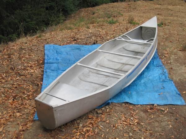 Grunman Canoe - for Sale in Fort Bragg, California