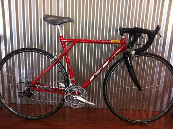 GT Attack Road Bike - for Sale in Auburn, Delaware Classified ...