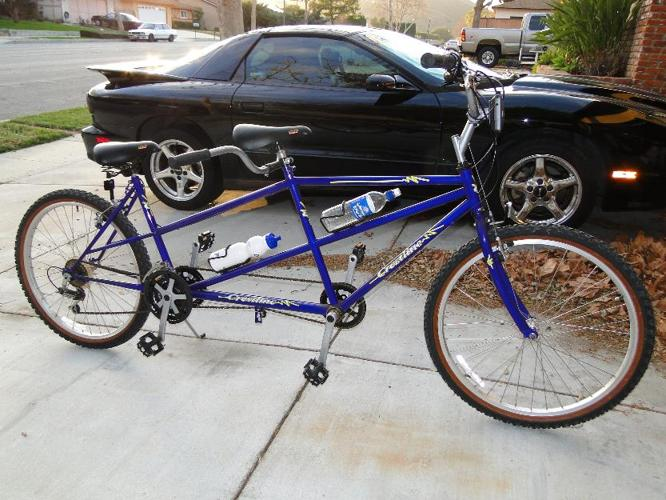 Gt Crestline Tandem Mountain Bicycle For Sale In Simi