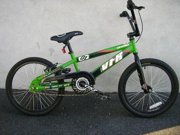 GT DYNO VFR BMX with NEW PARTS! LOW PRICE! - $95