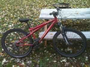 gt mountain freeride bike delco pa for sale in philadelphia pennsylvania classified. Black Bedroom Furniture Sets. Home Design Ideas