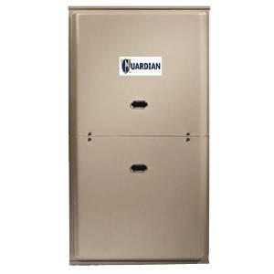 GUARDIAN 80% Gas Furnace & 2 1/2-Ton Heat Pump $3800.00