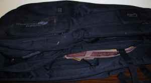guitar cases soft and hard - $1040 columbia