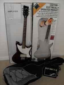guitar first act electric me 315 case amp lafayette near teal rd beck ln for. Black Bedroom Furniture Sets. Home Design Ideas