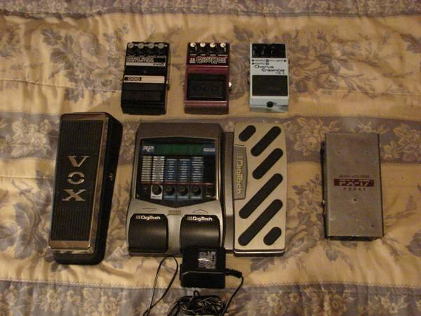 guitar pedals for sale in huntsville alabama classified. Black Bedroom Furniture Sets. Home Design Ideas