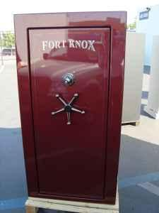 Gun Safe Fort Knox Protector For Sale Anderson Ca For