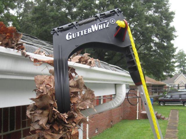 Gutterwhiz The Best Diy Rain Gutter Cleaner For Sale In