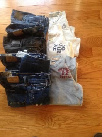 Guys Jeans/shirts - $70