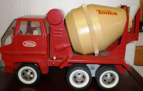 GW 140 Tonka Cement Mixer