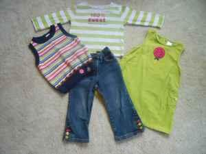 Gymboree Candy Shoppe 2T3T lot - $20 missoula,polson