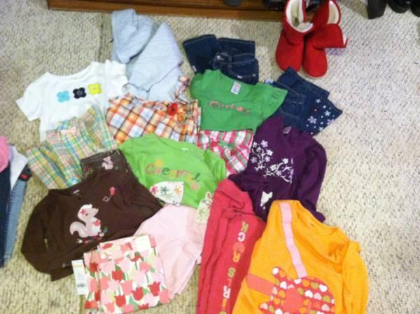 Gymboree girls size 8-huge lot - $65