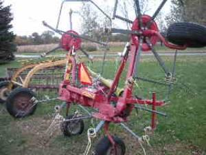 H Amp S 5200 H Hay Tedder Rockford Area South For Sale In