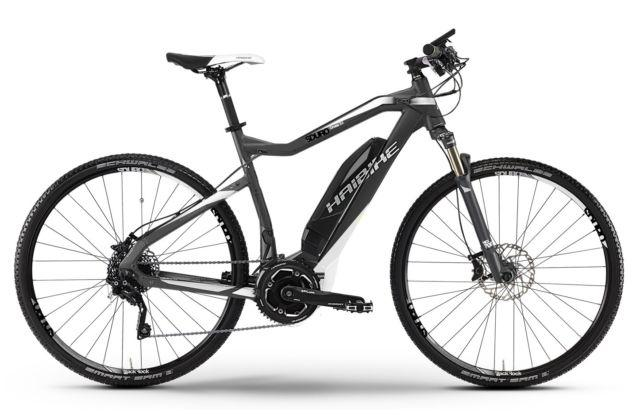 Haibike Sduro Cross SM - Electric Mountain Bike