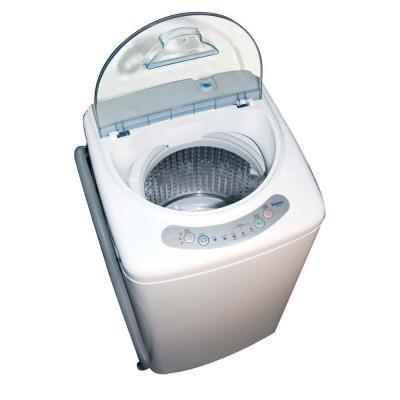 Haier 1.0 Cu. Ft. Pulsator Washer with Stainless Steel
