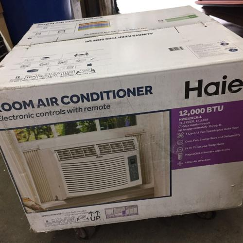 Haier 12,000 BTU Air Conditioner HWE12XCR (NEW) -B